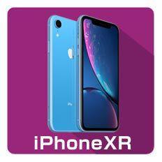 iPhoneXRの修理メニュー
