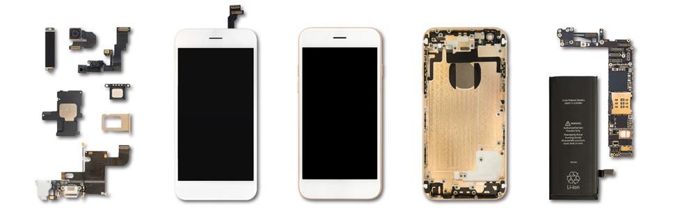 iPhone修理技術研修